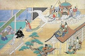 kaguya regresa á lúa